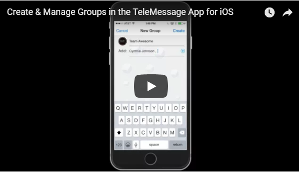 Mass Messaging Videos - TeleMessage