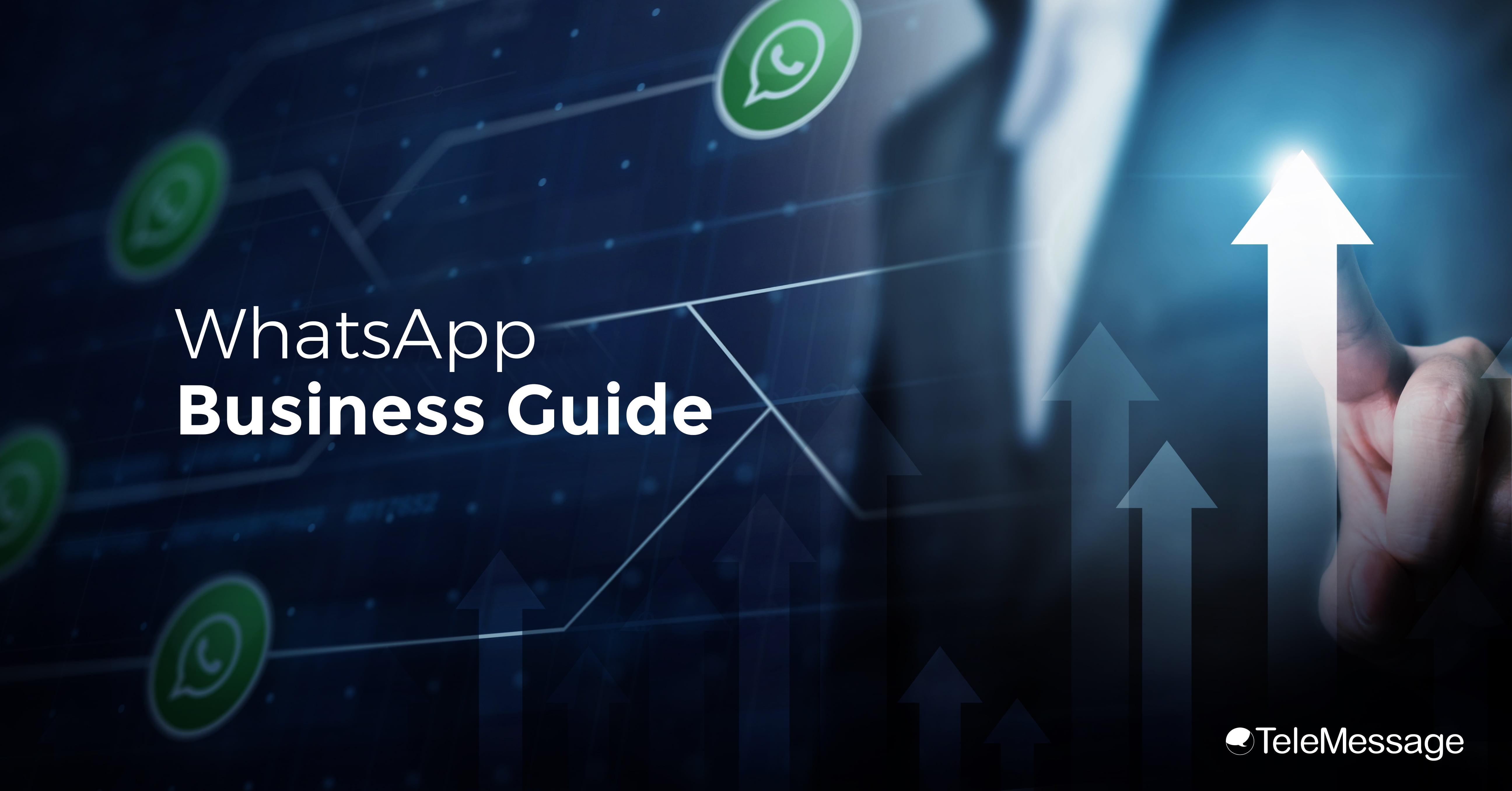 Whatsapp Business Guide Tutorial Telemessage